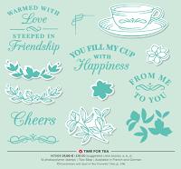 A Very Vanilla Card…