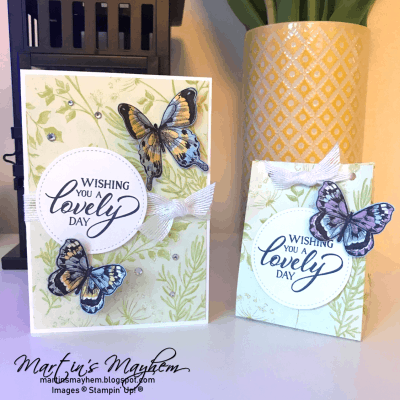 Wishing You a Lovely Day – Stampin' Up! Forever Lovely Stamp Set