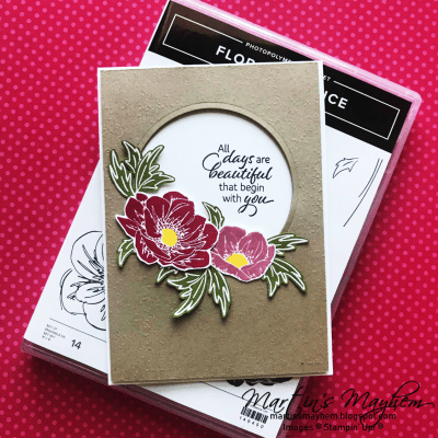 Days Are Beautiful – Floral Essence Stamp Set