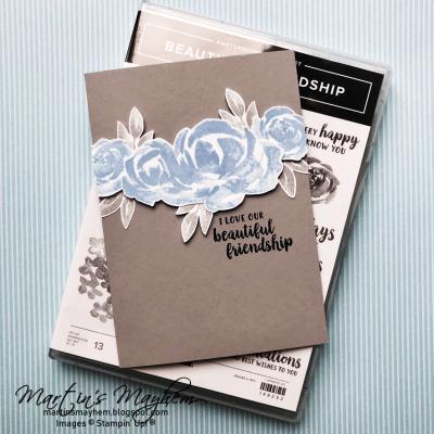 Beautiful Friendship – Stampin' Up! Beautiful Friendship Stamp Set