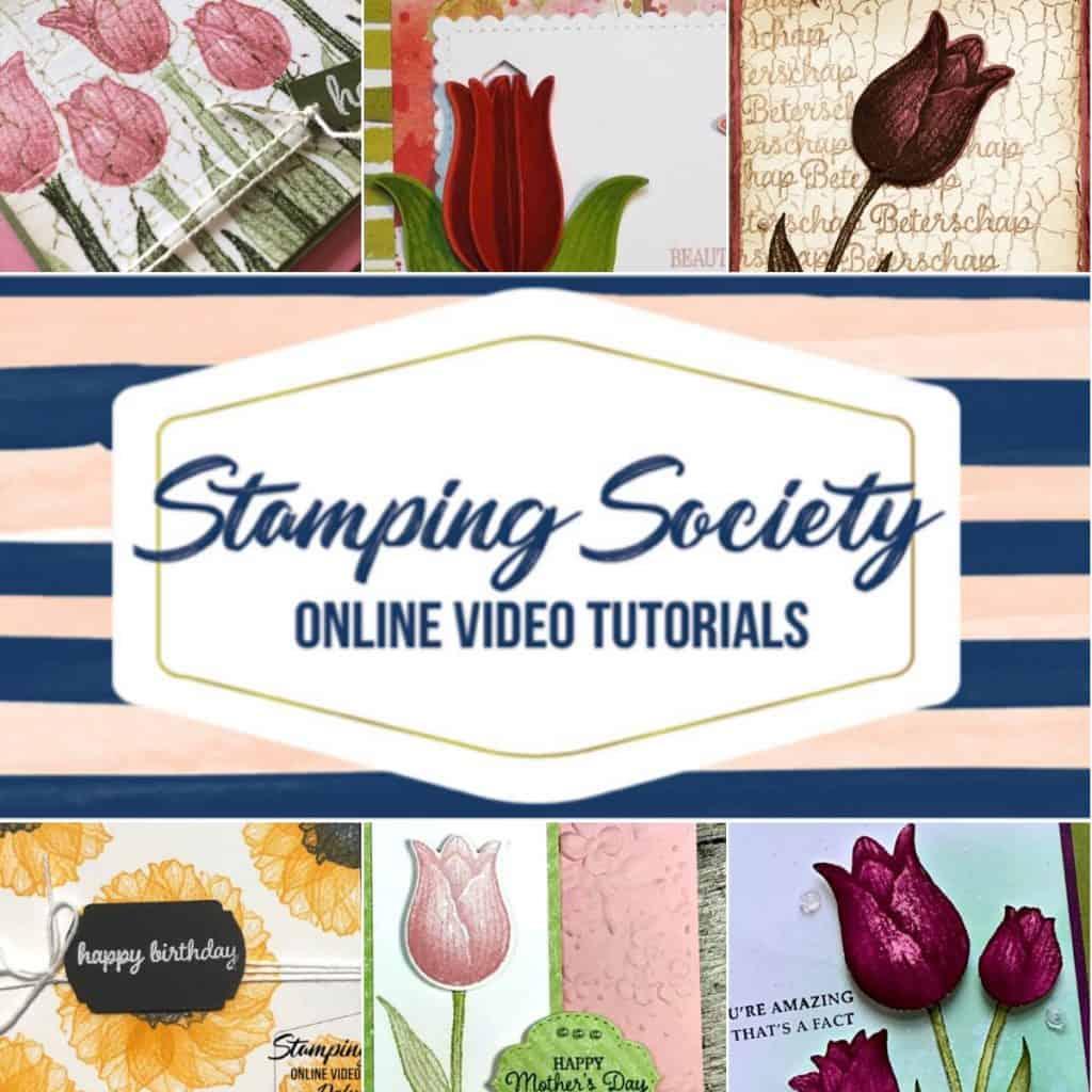 Timeless Tulips Stamp Set