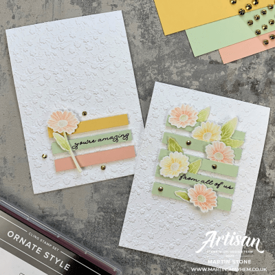 Stampin' Up! Artisan Design Team Blog Hop – Ornate Garden Suite