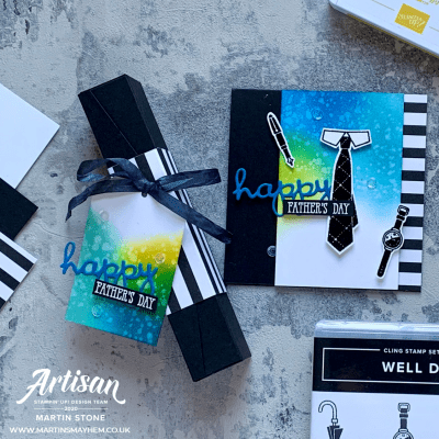 Stamping Sunday – Stampin' Up! Well Dressed Stamp Set