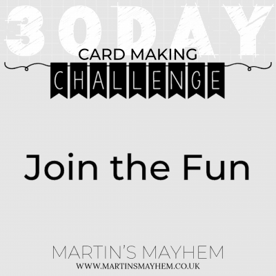 30 Day Card Making Challenge