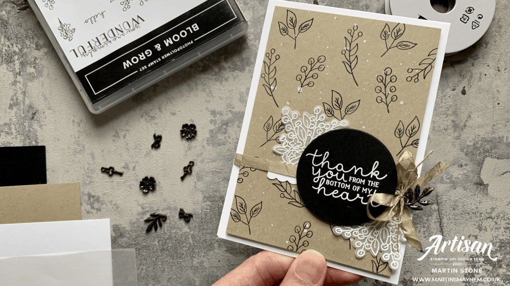 Bloom & Grow Stamp Set