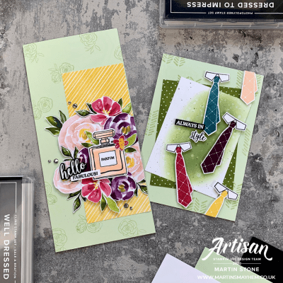 Stampin' Up! Artisan Design Team Blog Hop – Best Dressed Suite