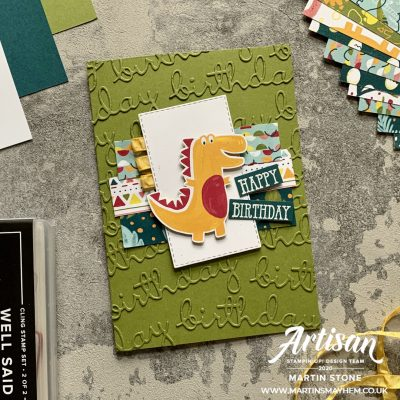 30 Day Card Making Challenge – Day 23