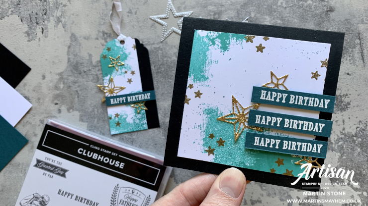 Clubhouse Stamp Set