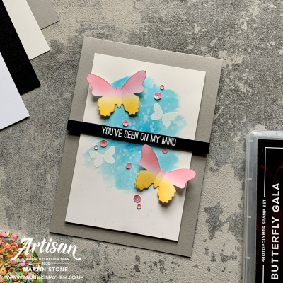 30 Day Card Making Challenge – Day 13