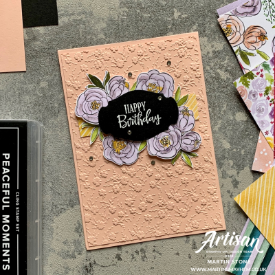 30 Day Card Making Challenge – Day 18