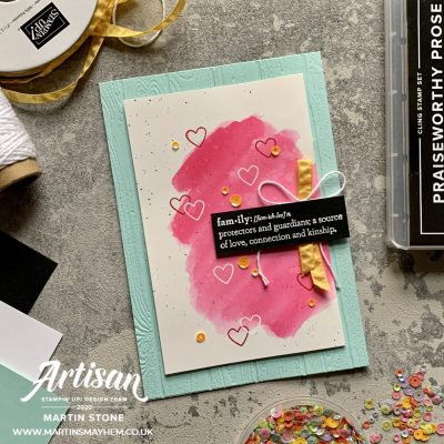 30 Day Card Making Challenge – Day 22