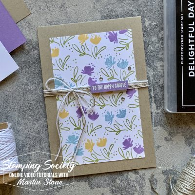 Stamping Society – Stampin' Up! Delightful Day Stamp Set