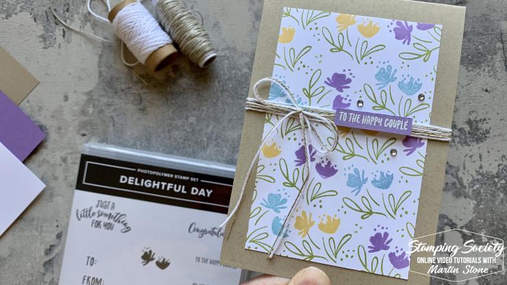 Delightful Day Stamp Set