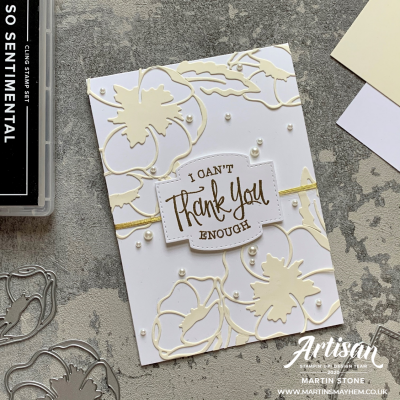 30 Day Card Making Challenge – Day 14