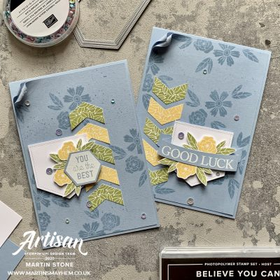 Stampin' Up! Artisan Design Team Blog Hop – Host Stamp Set