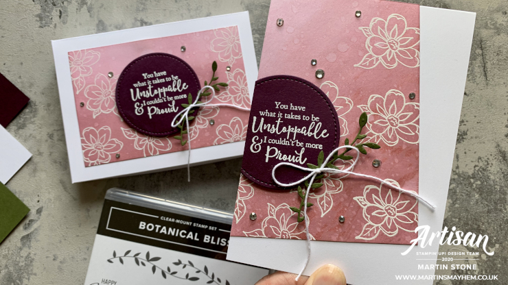 Botanical Bliss Stamp Set