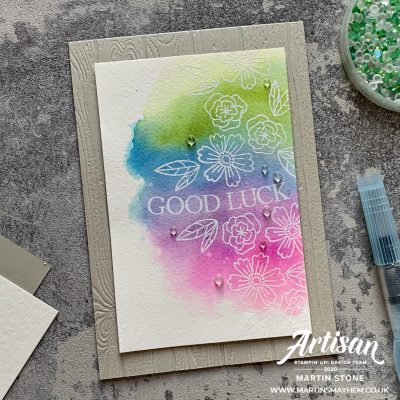 Good Luck – Stampin' Up! Believe You Can Stamp Set