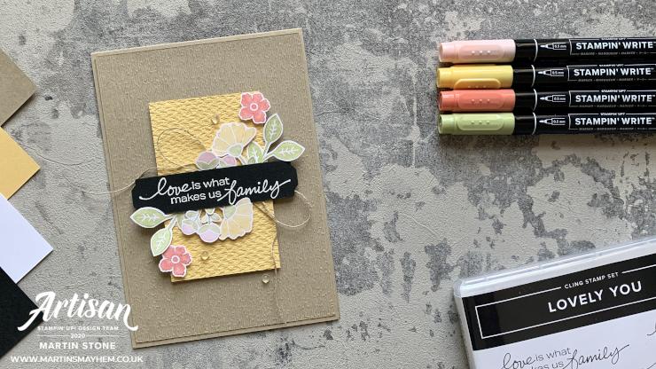 Lovely You Stamp Set