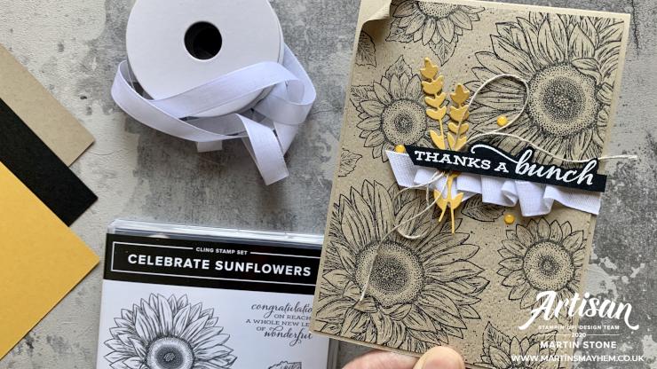 Celebrate Sunflowers Stamp Set