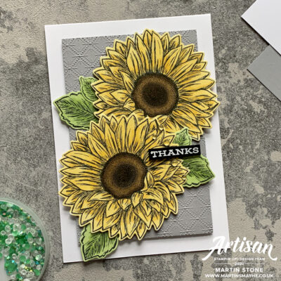 Stamping Society – Stampin' Up! Celebrate Sunflower Bundle