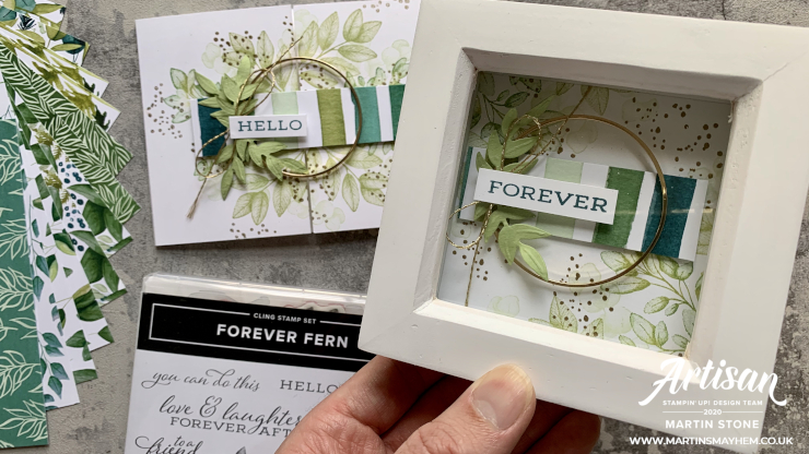 Forever Fern Stamp Set