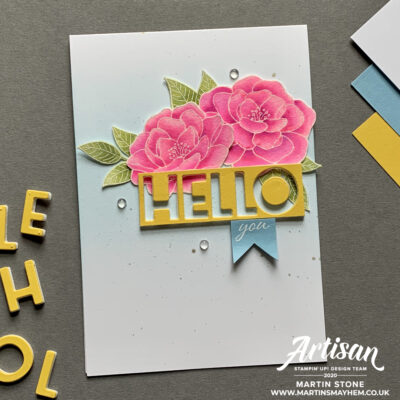 STTC – Stampin' Up! So Much Love Stamp Set