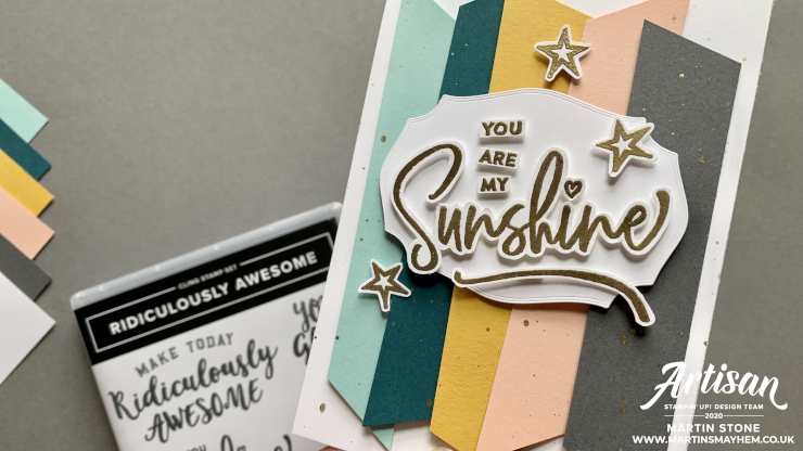 Ridiculously Awesome Stamp Set
