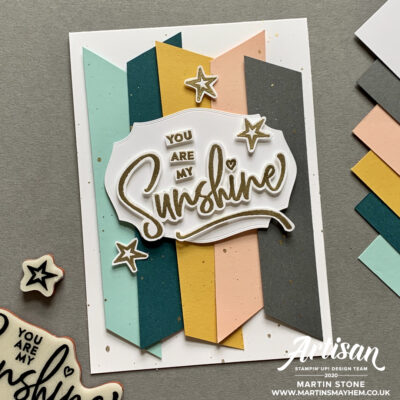 TGCDT – Stampin' Up! Ridiculously Awesome Stamp Set