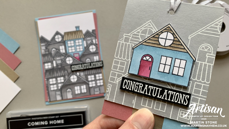 Coming Home Stamp Set
