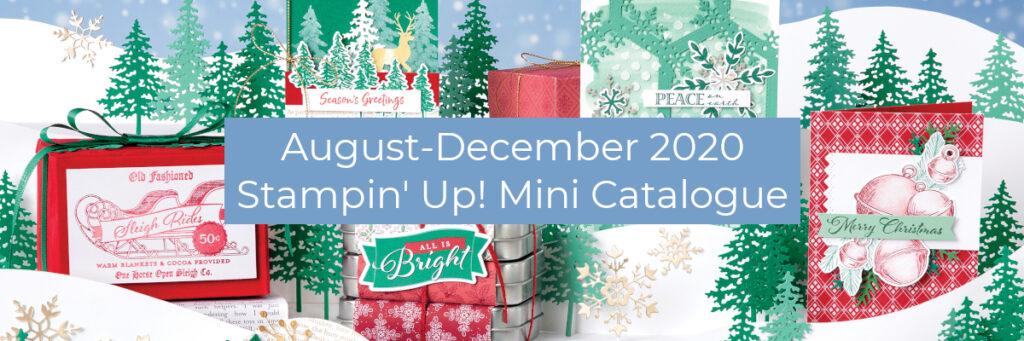 August-December 2020 Mini Catalogue