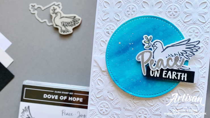 Dove of Hope Stamp Set