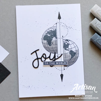 30 Day Christmas Card Making Challenge – Day 27