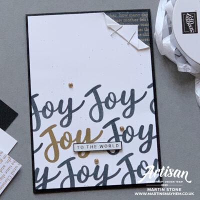 OSAT – Stampin' Up! Peace & Joy Stamp Set