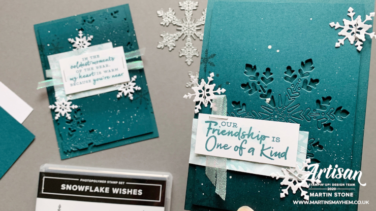 Snowflake Splendor Suite