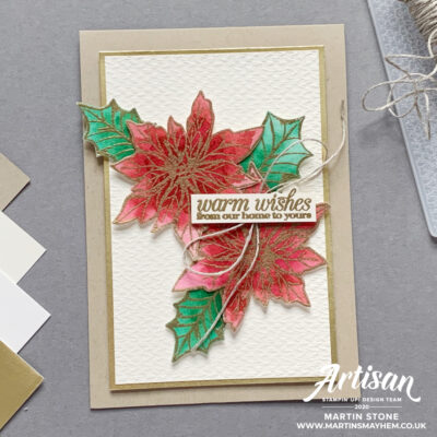 Stamping Society – Stampin' Up! Poinsettia Place Suite