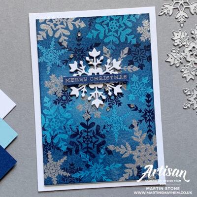 Creation Station – Stampin' Up! Snowflake Wishes Stamp Set