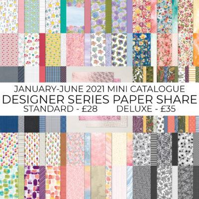 January – June 2021 Mini Catalogue DSP Share