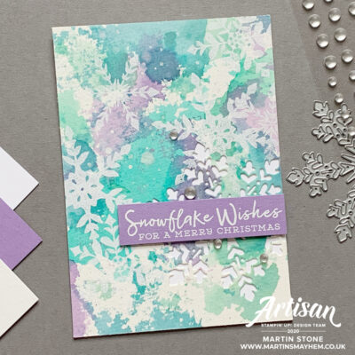 Snowflake Wishes Bundle by Stampin' Up!