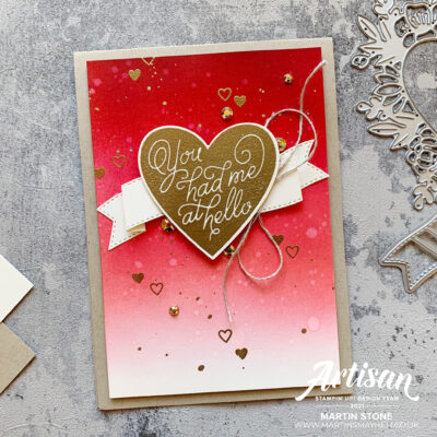 Stamping Society: Stampin' Up! Always in my Heart Bundle