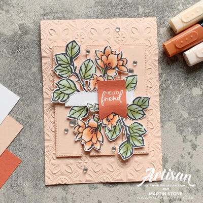 OSAT: Stampin' Up! A Touch of Ink Stamp Set