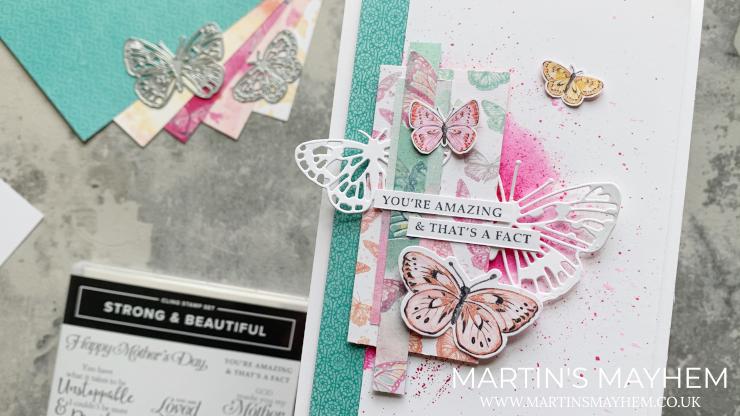 Strong & Beautiful Stamp Set