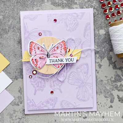 Stampin' Up! Butterfly Brilliance Bundle