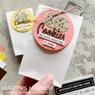 Creation Station – Stampin' Up! Nothing Better Than Stamp Set