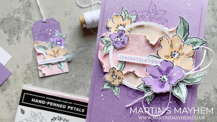 Hand-Penned Petals Bundle