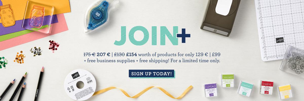 Join+ Offer
