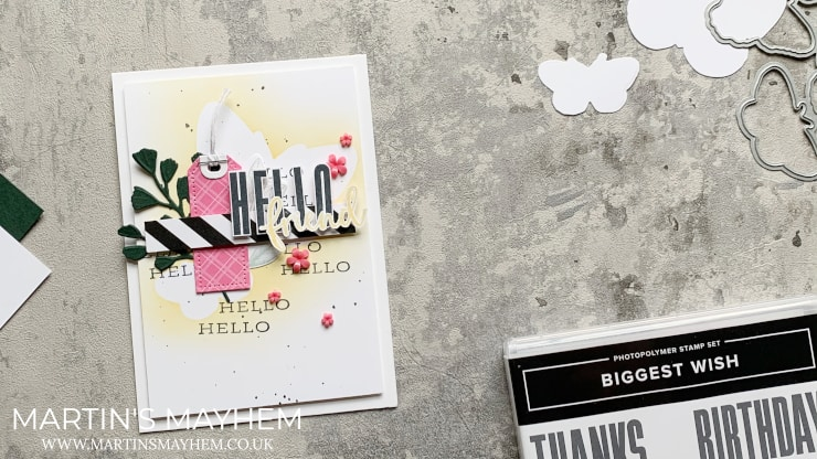 Biggest Wish Stamp Set