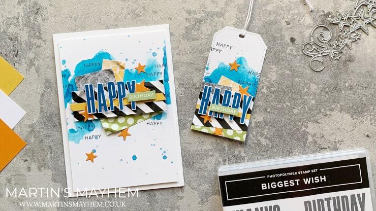 Biggest Wishes Stamp Set