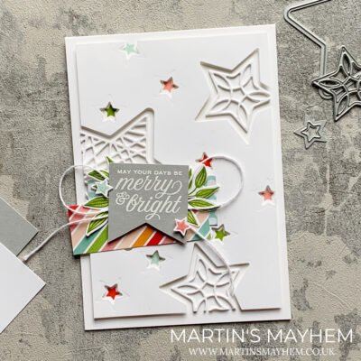 Stamping Society – Stampin' Up! Tidings and Trimmings Bundle