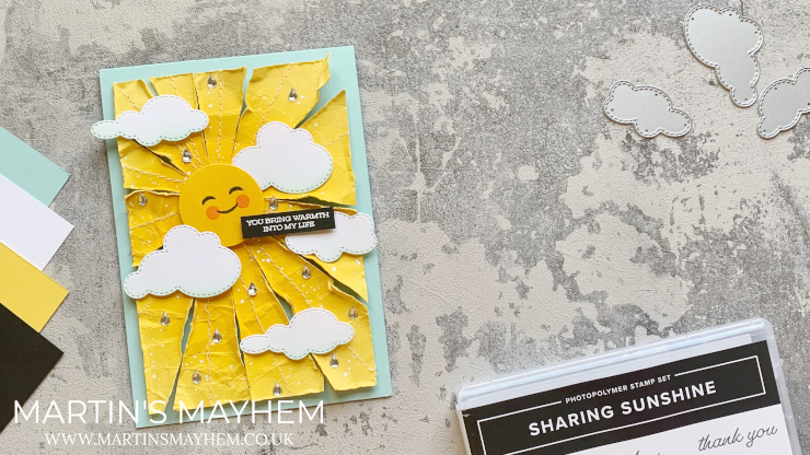 Sharing Sunshine Stamp Set
