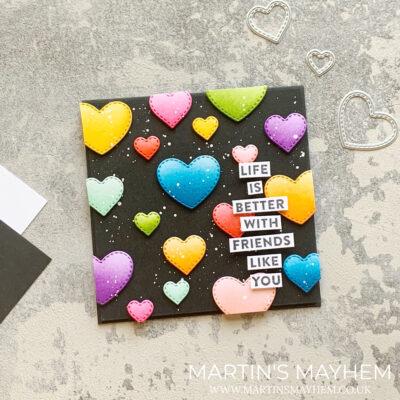 TGCDT: Stampin' Up! Flowers of Friendship Stamp Set